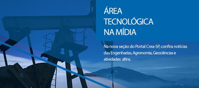 Área Tecnológica na Mídia